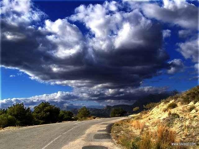 35 Okolice Busot - Hiszpania