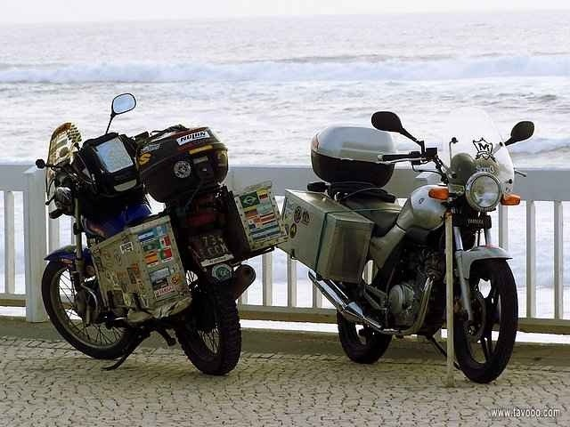 37 La Garota i Milton w polnocnej Portugalii