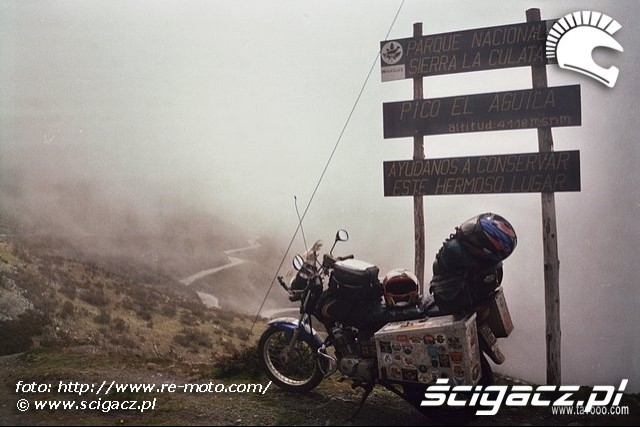 3 Na 4188 metrach wysokosci - Andy - Wenezuela