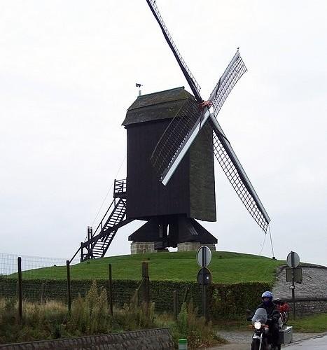 44 Belgijski wiatrak