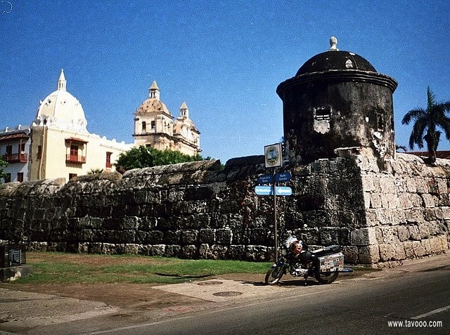 5 Cartagena - Kolumbia