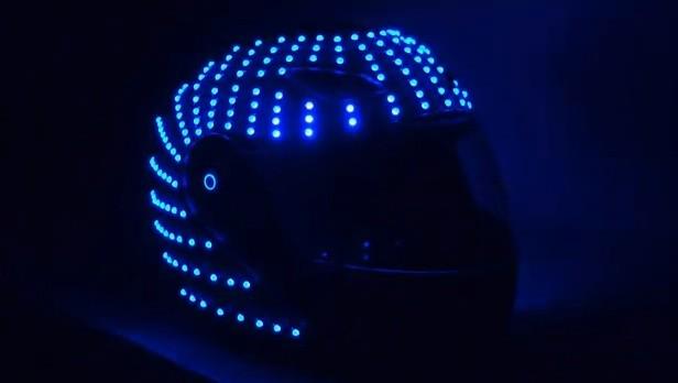 kask LED