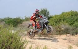 Ducati Stradaperta dirt