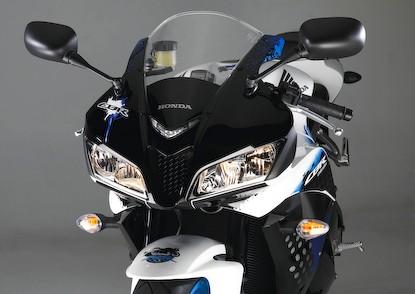 Honda CBR600RR 2009 dziob