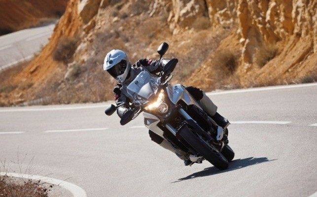 Honda CrossToure YM12 w gorach z