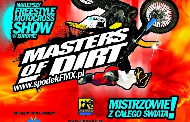 Konkurs masters of dirt