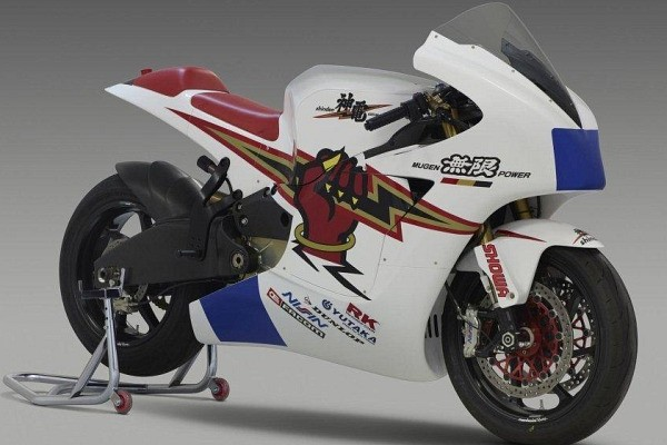 Mugen-Shinden-electric-superbike z