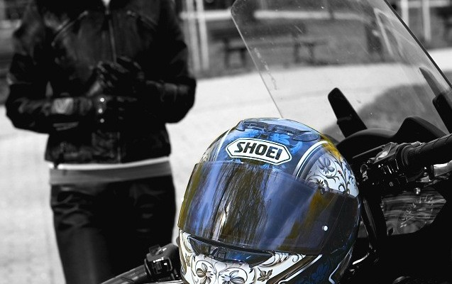 raid II vogue tc-5 shoei