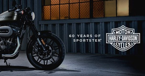 60 Years of Sportster z