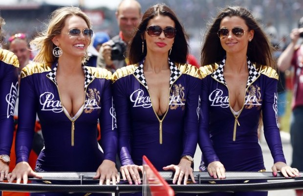 modelki Paddock Girls MotoGP Catalunya 2014 z