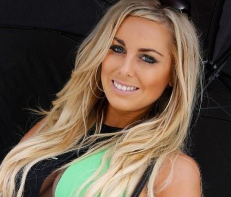 blondynka paddock girls mugello 2014 z