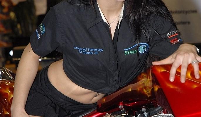 intermot 2007 motory Podsumowanie 28 laski motory akcesoria