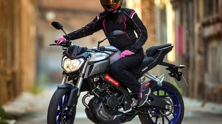 Yamaha MT 125 prezentacja z