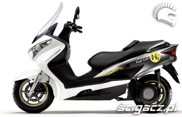burgman cell scooter