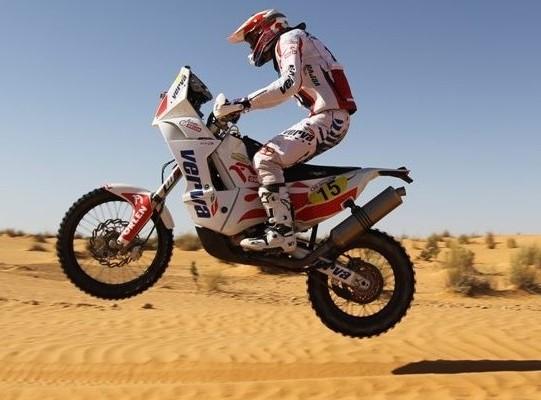 rajd na pustyni z