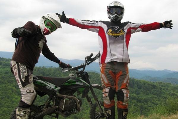 npk riders rumunia