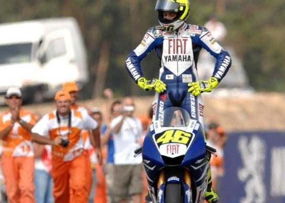 Rossi Estoril 2007