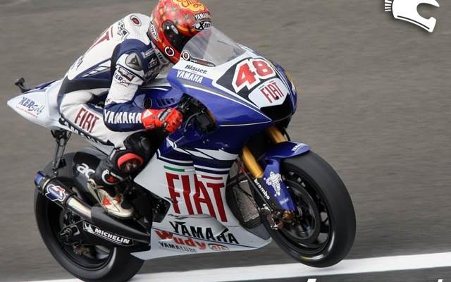 Jorge Lorenzo MotoGP