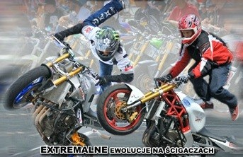 plakat world Stunt GP 2012 z