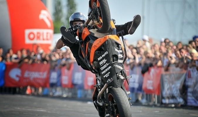 Stunt GP 2011 w Bydgoszczy z