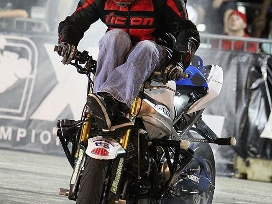 icon burnout stunt xdl 2010 indy