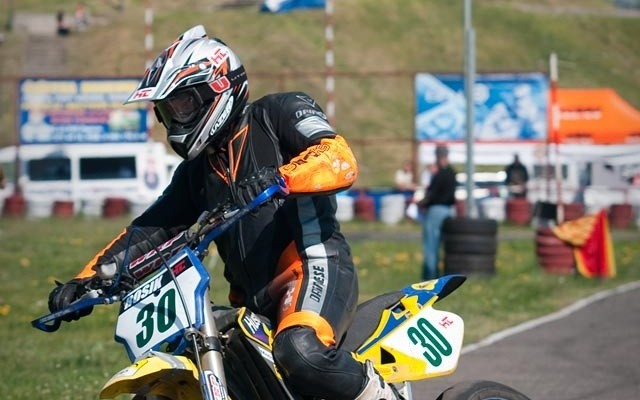 Supermoto Gostyn 2009 Crazy