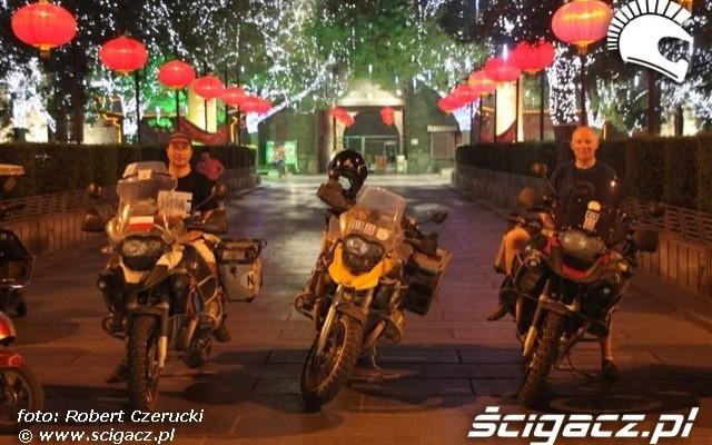 xian wyprawy motocyklowe londyn-pekin