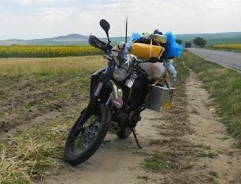 Yamaha XT pole  z