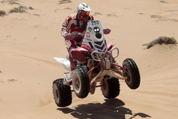 Rafal Sonik Dakar z