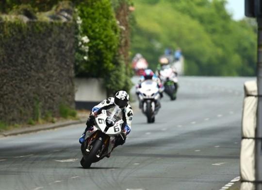 Dunlop IOM TT z