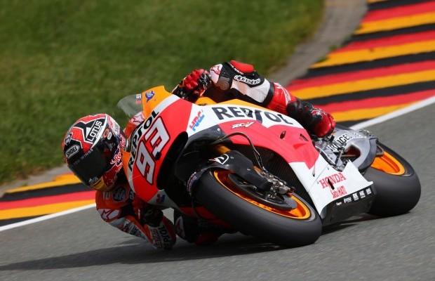 Marquez Honda Sachsenring 2014 z