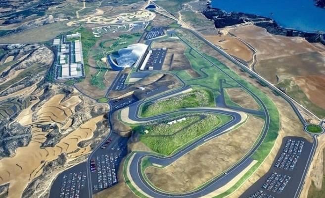 Motorland Aragon Hiszpania Grand Prix z
