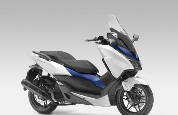 Honda Forza 125 1 z