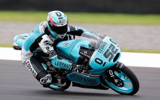 Danny Kent Leopard Racing z