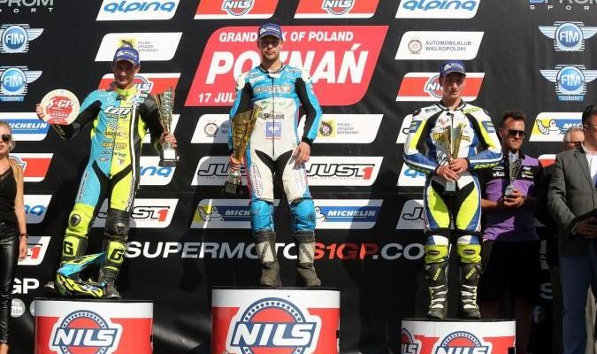 podium mini s1gp polska z