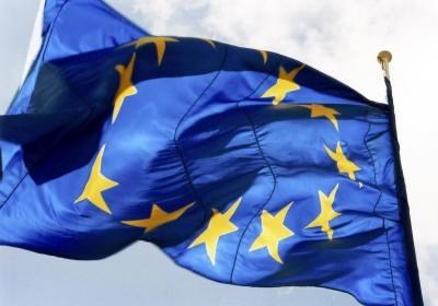 flaga unii europejskiej z