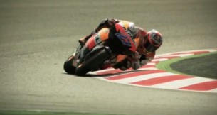 MotoGP slow motion
