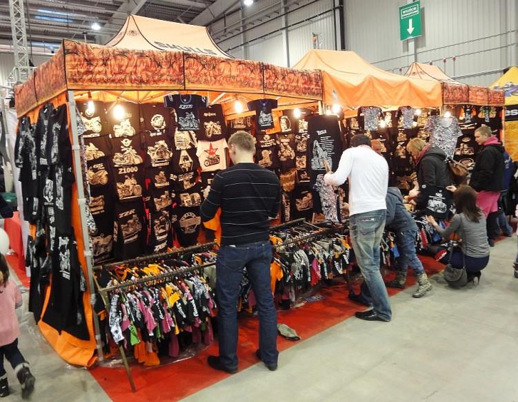 skulls 4 ogolnopolska wystawa motocykli i skuterow 2012