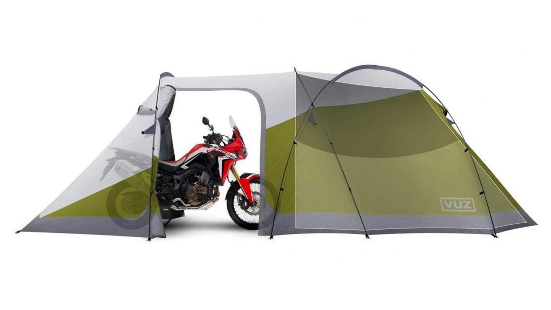 Zdjęcia: Vuz namiot garaz motocyklowy 2 - Vuz namiot i